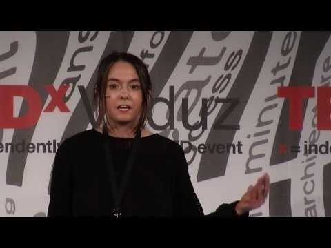 Attention, economies and art: Katja Novitskova at TEDxVaduz