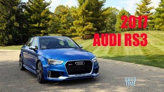 Watch This! 2017 Audi RS3 Drivers' Notes - Automotive Time