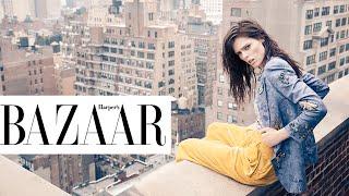 BAZAAR Cover Star | Coco Rocha的超模進化論