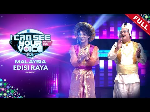 [FULL] I Can See Your Voice Malaysia (Musim 4) Edisi Raya | #ICSYVMY