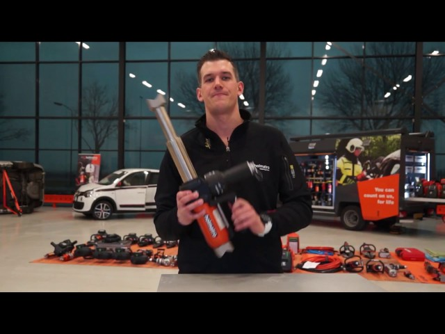 Product Demonstration - 5000 Series Telescopic Rams (English subs)