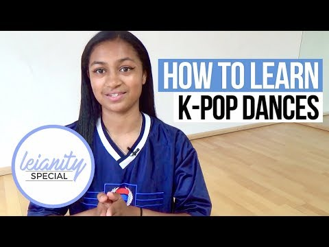 HOW TO LEARN K-POP DANCES, STARTING A DANCE CHANNEL & MORE | 50K Special