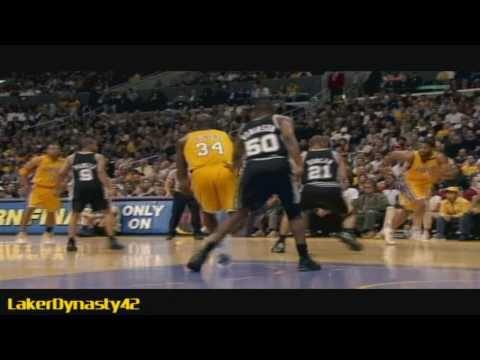 2002-03 San Antonio Spurs Championship Season Part 2/4