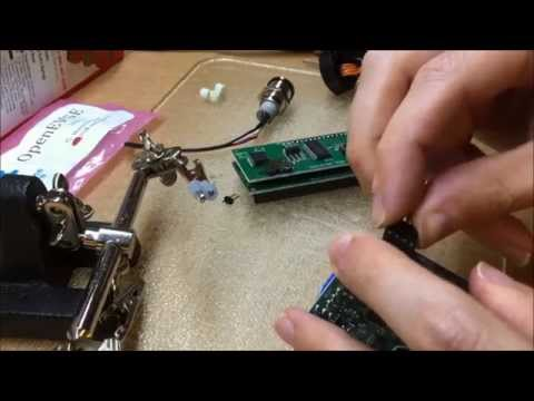 Building an OpenEVSE kit 1