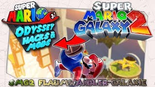 FLAUMWANDLER-GALAXIE in SUPER MARIO ODYSSEY?! | SMO Mods & Hacks