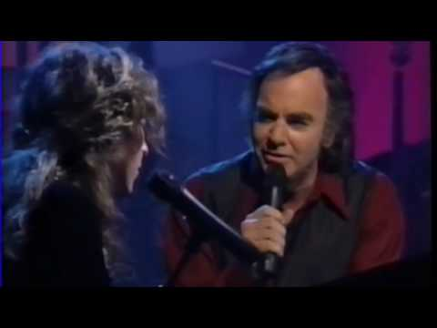 Neil Diamond and Beth Nielsen Chapman Deep Inside Of You