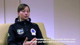 Valja Semerenko...Her Sister, Her Dreams and Biathlon