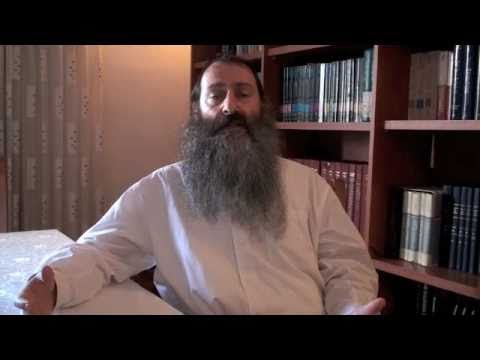 Jewish Meditation Session - Rabbi Svirsky in Jerusalem