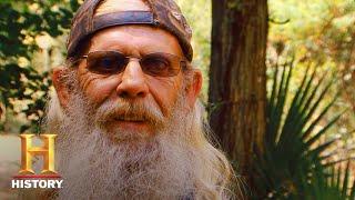Swamp People: Glenn's Crazy Floating Bicycle (Season 8) | History