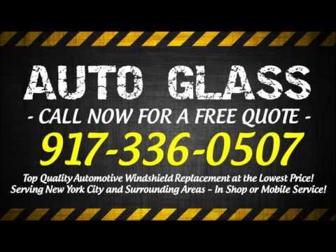 Auto Glass South Richmond Hill NY - Call 917-336-0507 for Windshield Replacement Richmond Hill, NY