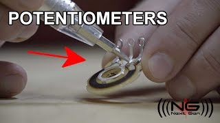 Inside Out - How Potentiometers Work