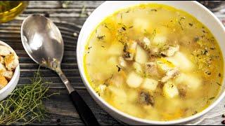 Как поесть НА 50 РУБЛЕЙ / Как приготовить рыбный суп из консервы