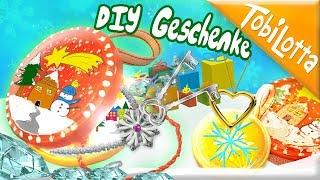 DIY Weihnachtsgeschenke   weihnachtsdeko basteln   Kinderfilme   Kinderkanal   Advent basteln Tobilo