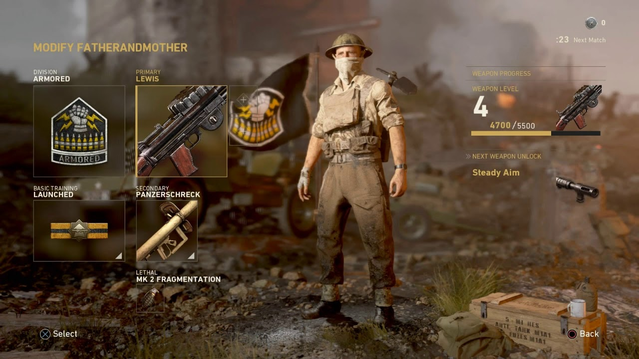 Image result for call of duty ww2 beta divisions