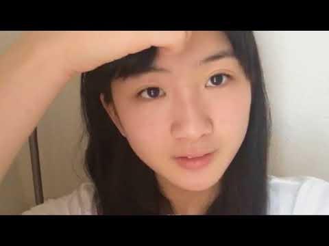 2018/05/23 中野美来 SHOWROOM NMB48 ドラフト3期生 チームM研究生