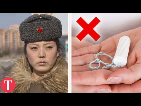 20 Things You Cannot Buy In North Korea