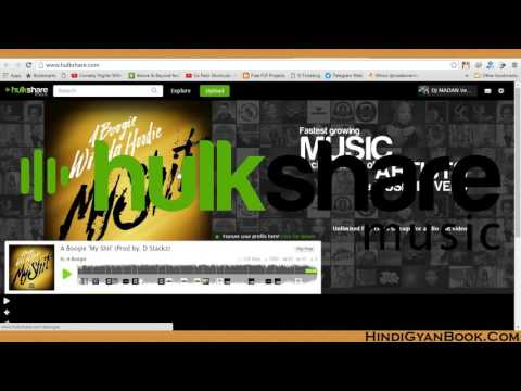 4 Best Website To Free Upload And Share Your Music