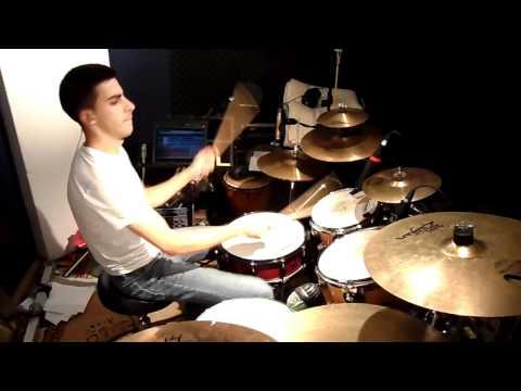 Bob Marley - Jammin Clint Alves Drum Cover