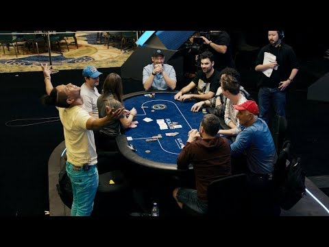 PokerStars Caribbean Adventure 2018 – Main Event – Episode 1