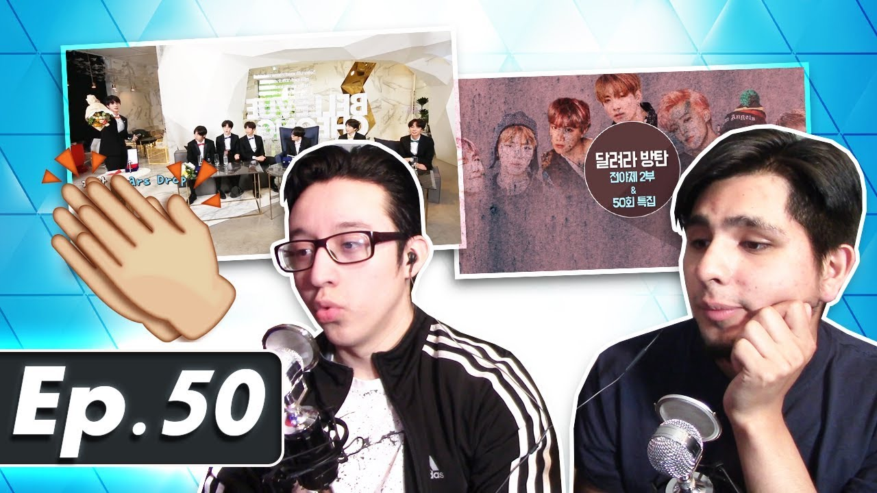 GUYS REACT TO BTS 'Run BTS' Ep  50