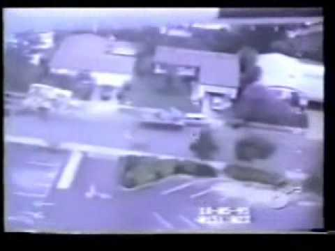 Shawn Nelson's Crazy Tank-Chase - May 18, 1995