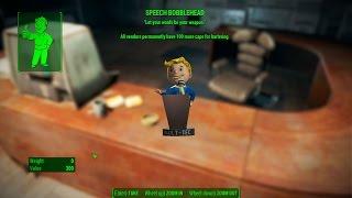 Speech Bobblehead - Park Street Station (Vault 114) - Fallout 4