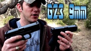 Firing Glock 23 with Glock 19 Barrel