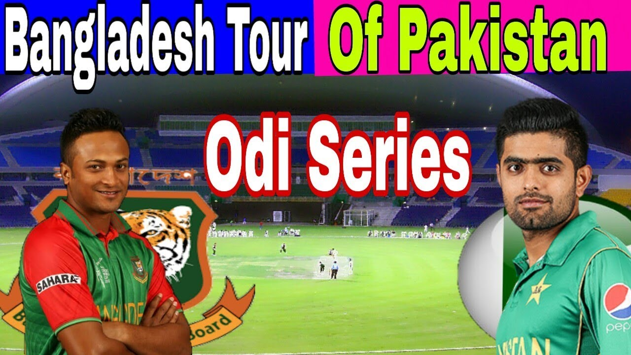 Bangladesh Tour Of Pakistan 2019 | Schedule,Fixtures,Venue And Timetable _Talib Sports