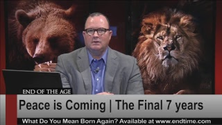Peace is Coming | Irvin Baxter | End of the Age LIVE STREAM