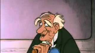 The Aristocats Madame Bonfamille & Old Man