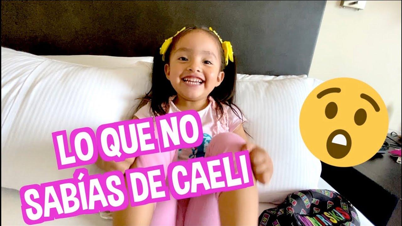 LO QUE NO SABÍAS DE CAELI / FATIMA Y CAELI RECARGADO / LOS DESTRAMPADOS
