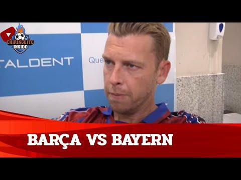 🔴 DIRECTO | BARÇA - BAYERN y VILLARREAL - ATALANTA con EL CHIRINGUITO | Champions League |