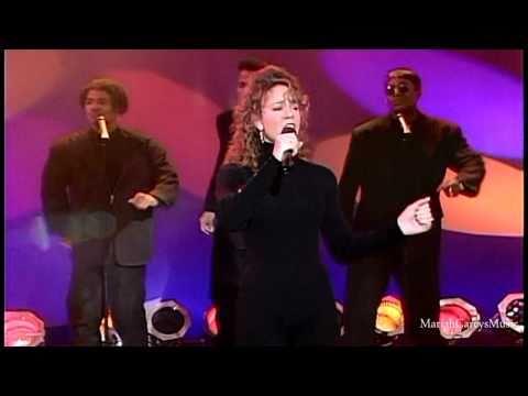 HD Mariah Carey  Emotions  at Soul Train