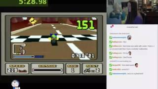 Stunt Race FX (SNES-J) All Speed Trax Speedrun in 35:55 (Former WR)