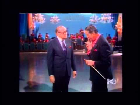 Jack Benny guests on the Lawrence Welk Show, 1971