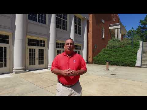 Samford Head Men's Golf Coach Al DelGreco Previewing The 2017