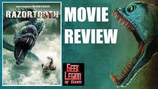 RAZORTOOTH ( 2007 Josh Gad ) B-Movie Review