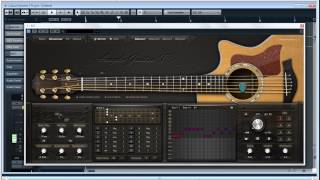 [Tutorial] Instant Strumming on Ample Guitar (Revised) on Cubase
