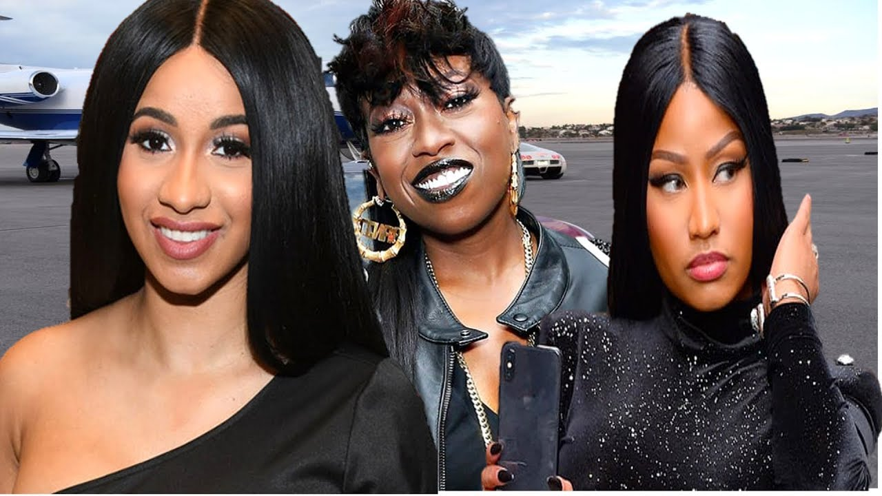 10 Highest Paid Black Female Rappers - Youtube-8474