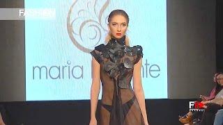MARIA LAFUENTE ROMANIAN FASHION PHILOSOPHY Fall Winter 2017 2018   Fashion Channel