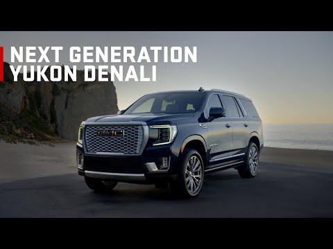 "Next Generation GMC Yukon Denali | ""Introducing the Next Generation Yukon Denali - Overview "" | GMC"