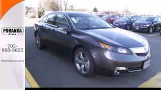 2014 Acura TL Fairfax Acura Washington-DC, MD #AEA001452
