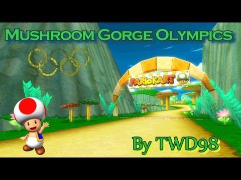 [MKWii] Mushroom Gorge Olympics (TWD98)