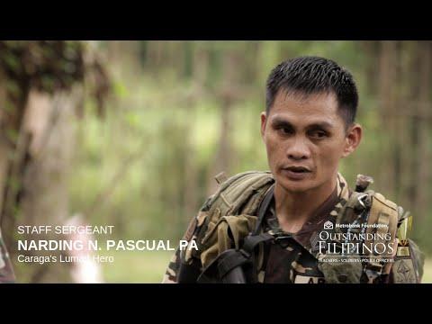 CARAGA's Lumad Hero STAFF SERGEANT NARDING N. PASCUAL