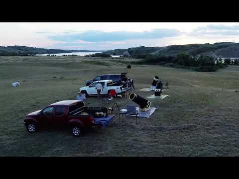Nebraska Star Party Trailer
