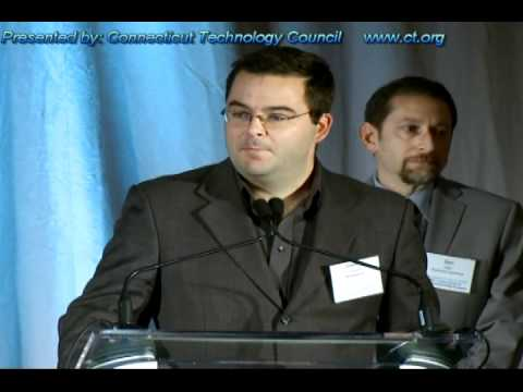 Ioannis Tomazos, CEO of Biorasis, Inc. - 2011's  Most Promising Life Sciences Company