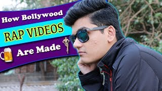 How Bollywood Rap Videos Are Made!