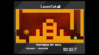 Indie Showcase - LaserCat (Indie Royale Graduation Bundle)