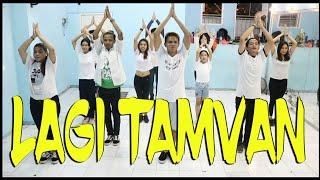 lagi tamvan siti badriah dance challenge vs lagi syantik rph dj donal tiktok