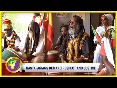 Jamaica's Rastafarians Demand Respect & Justice   TVJ News - Sept 8 2021